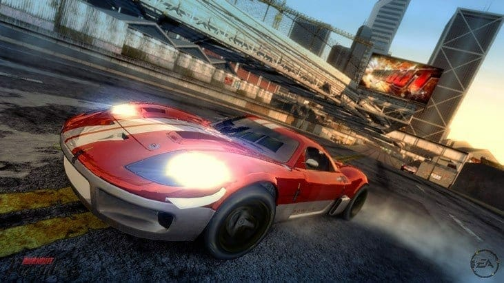 Burnout Paradise Remastered is coming to the PC after the console release