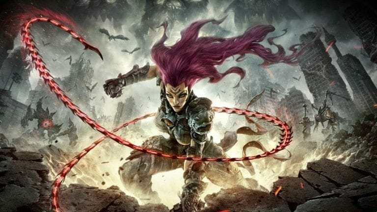 Darksiders Fury's Collection