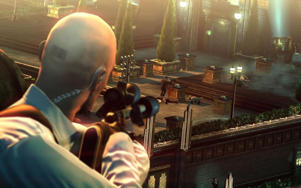 Hitman Sniper Assassin rated by Australian Classification Board