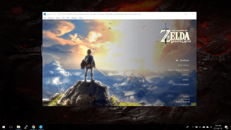 Fix Stutter in CEMU Legend of Zelda Breath of The Wild
