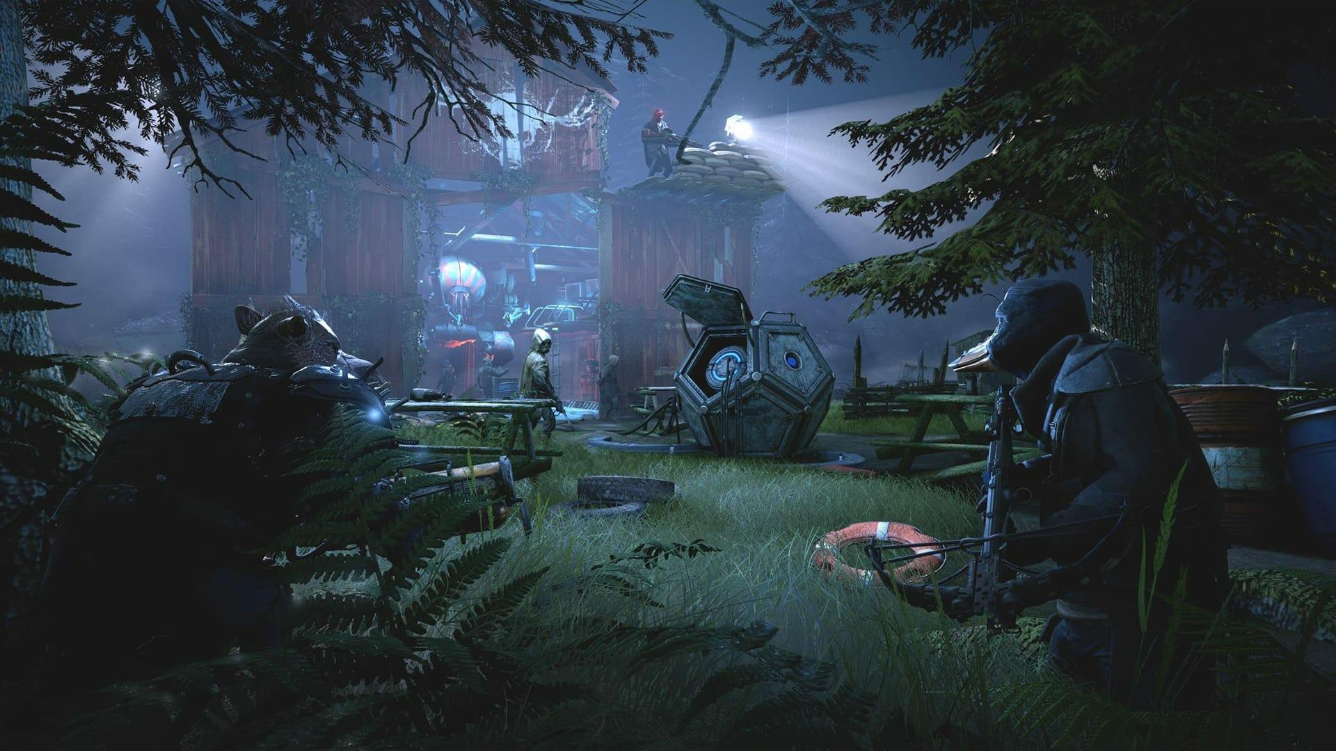 Mutant Year Zero: Road to Eden Screenshot