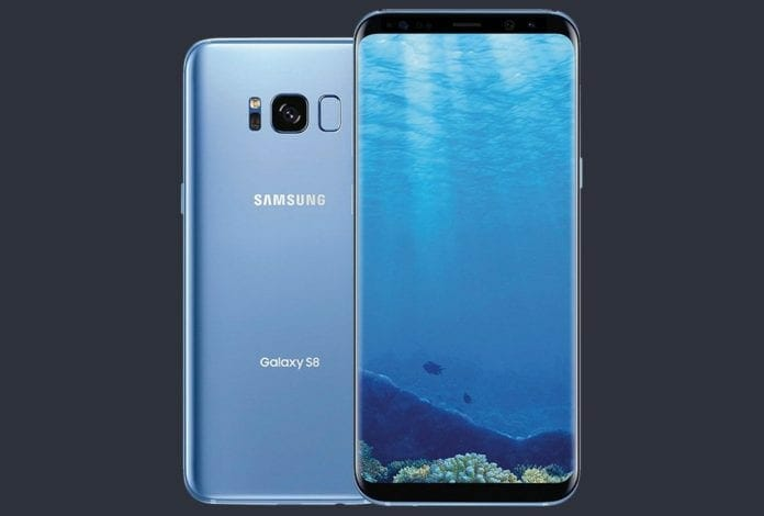 Android Oreo on the Samsung Galaxy S8/S8+