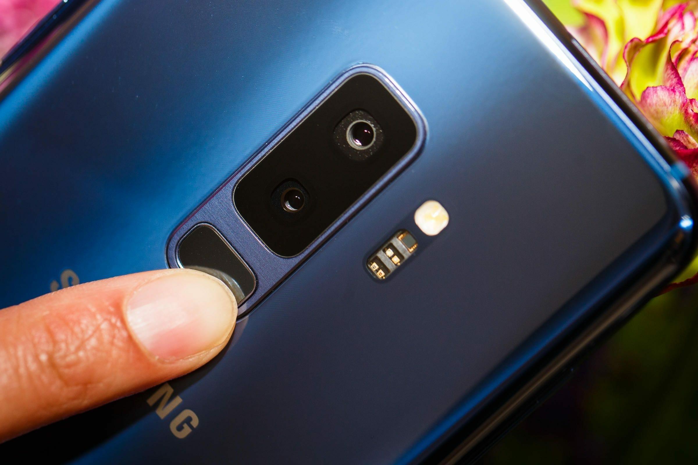 Samsung Galaxy S9 Substratum Theme