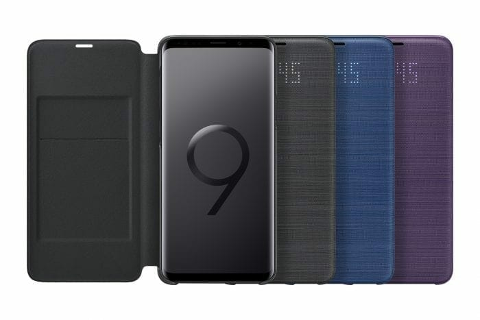 Samsung-Galaxy-S9-LED-View-Case