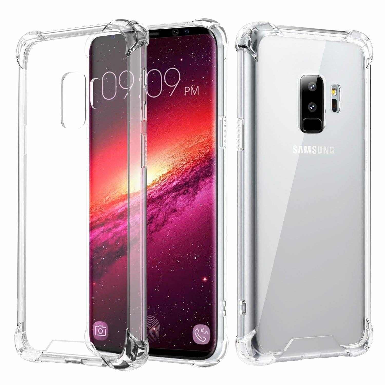 Samsung Galaxy S9+ MoKo Clear Case