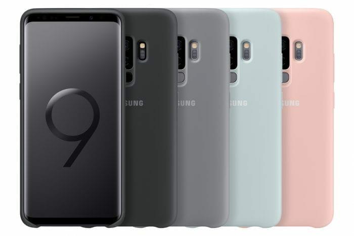 Samsung-Galaxy-S9-Silicone