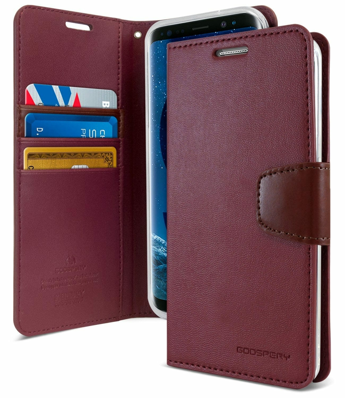 Samsung Galaxy S9+ Wallet Case