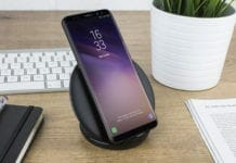 Wireless Chargers for Samsung Galaxy S9 and S9+