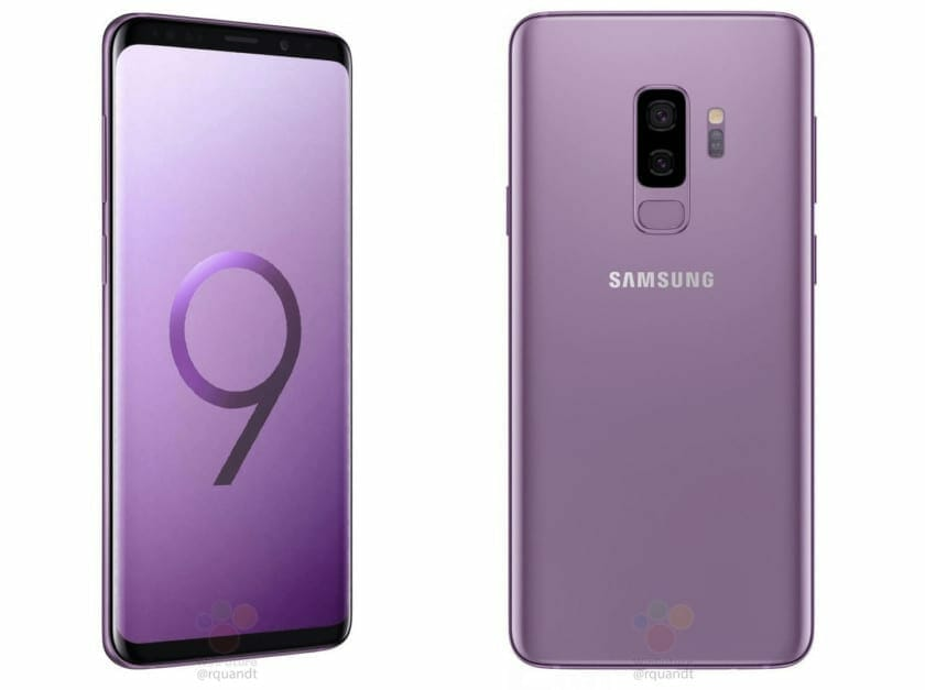 Price of Samsung Galaxy S9 leaked