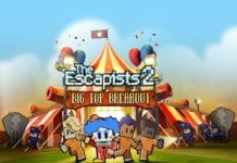 The Escapists 2 DLC Big Top Breakout