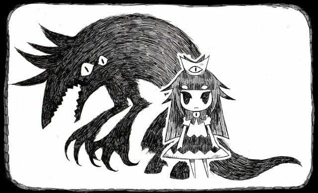 Usotsuki Hime to Moumoku Ouji