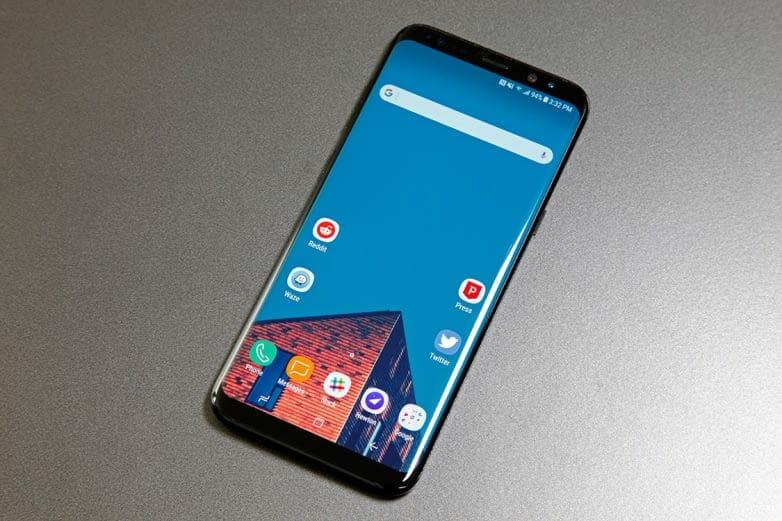 Samsung Galaxy S9 Color Variants — Tag