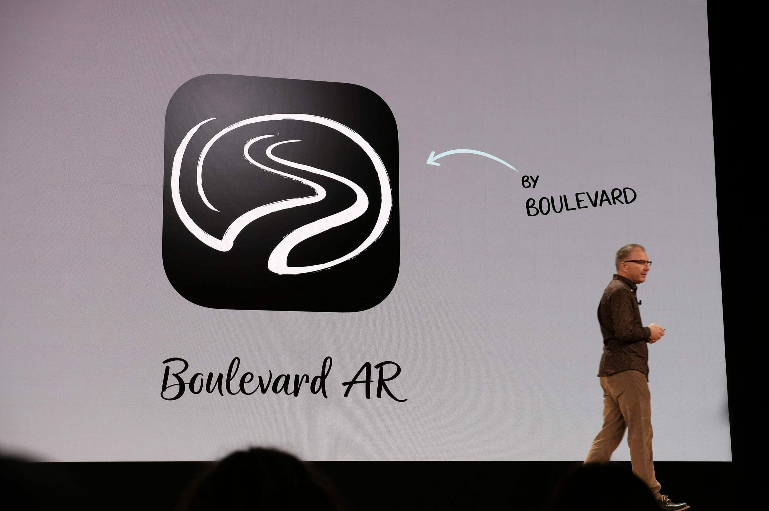 Apple AR App Boulevard AR