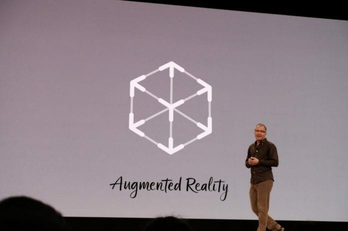 Apple Augment Reality