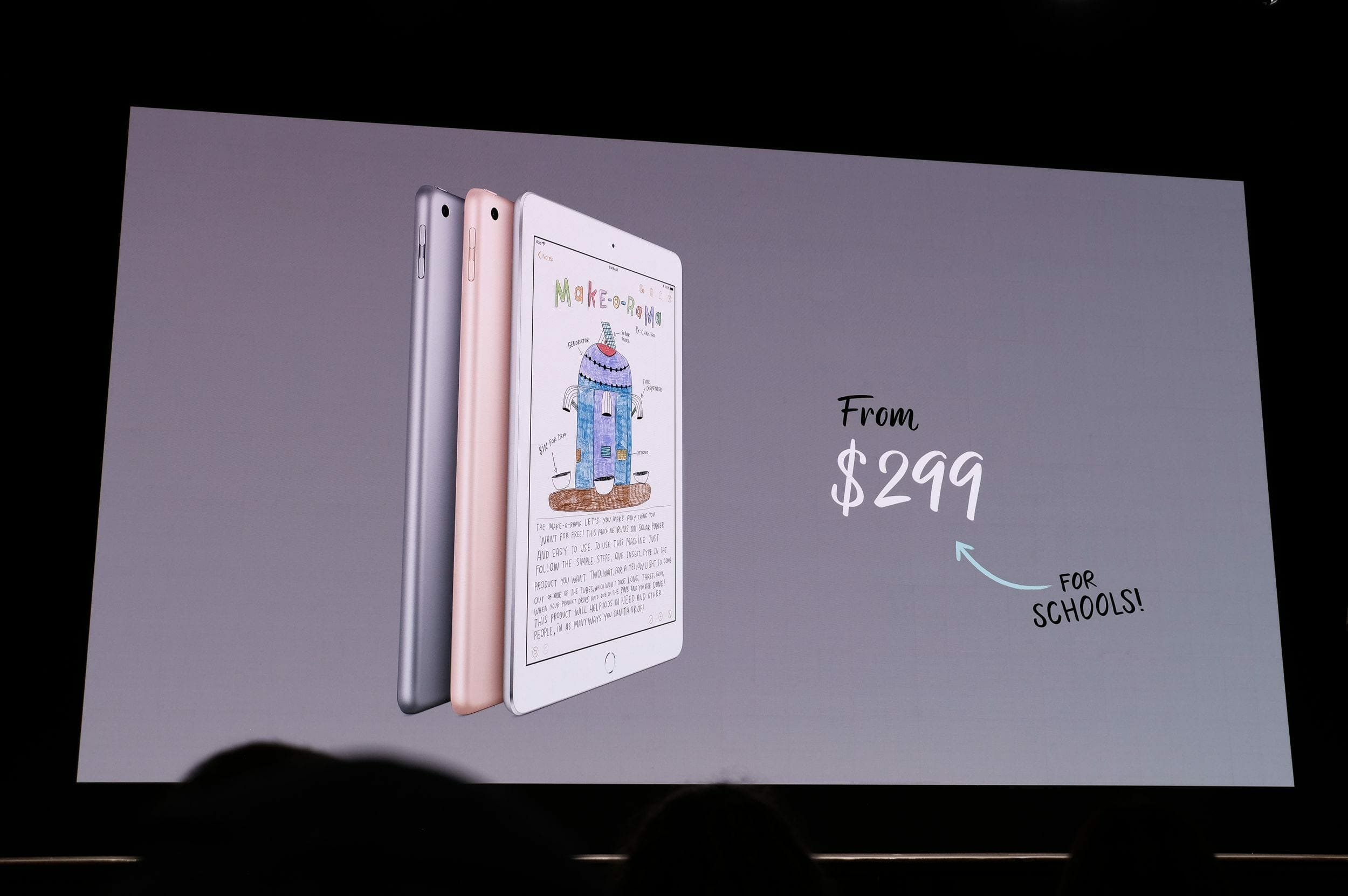 Apple iPad 2018 Price