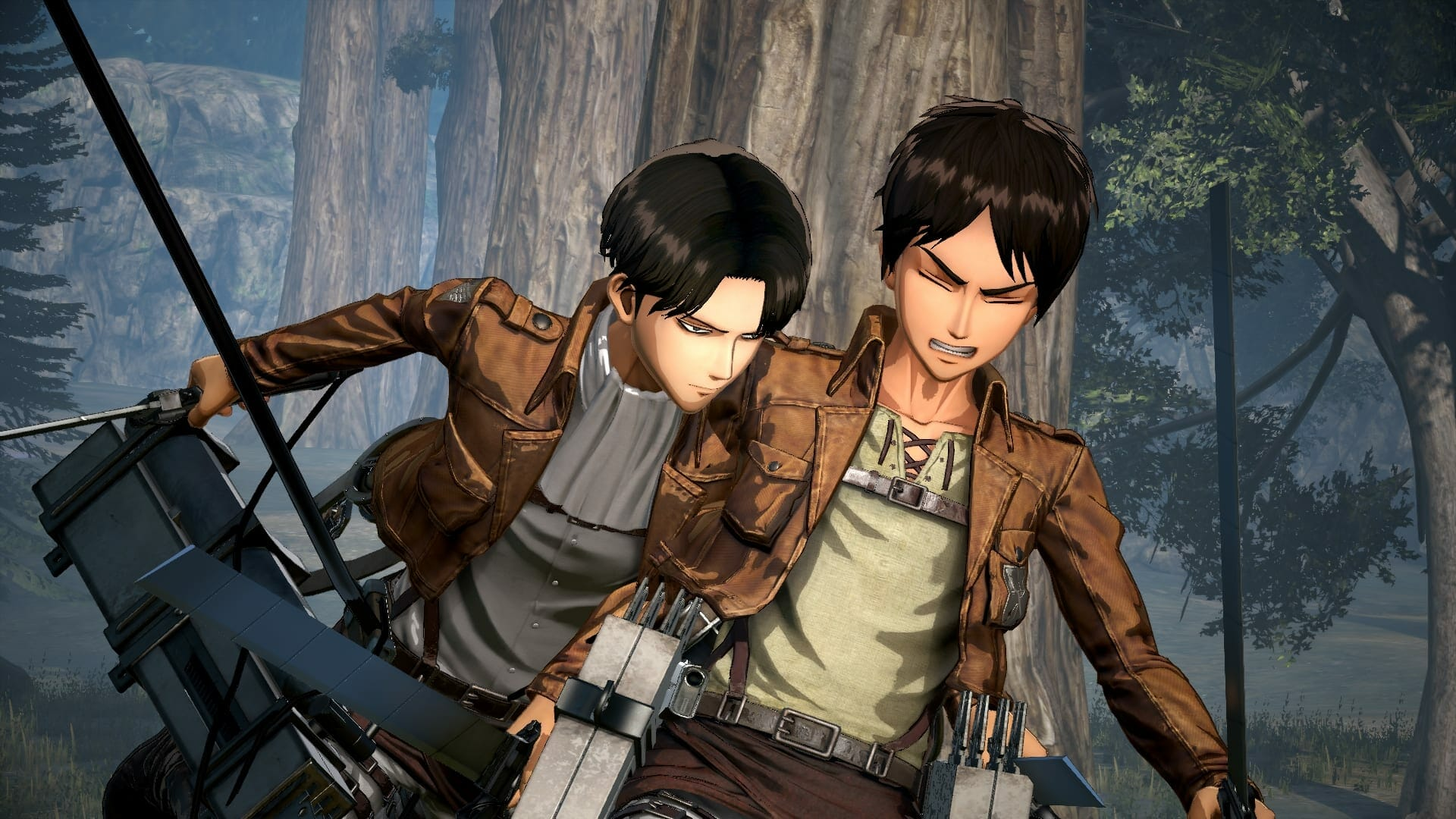 attack on titan 2 system requirements screenshots and