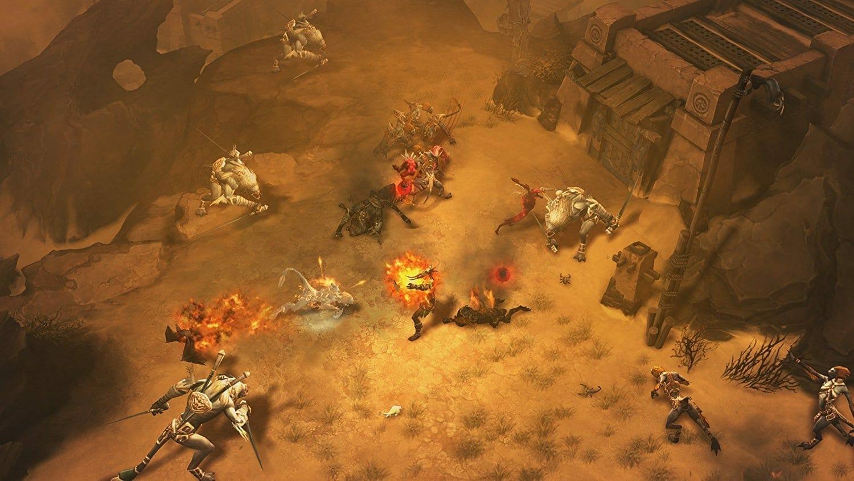 Diablo 3 Nintendo Switch Spotted On Denmark Store