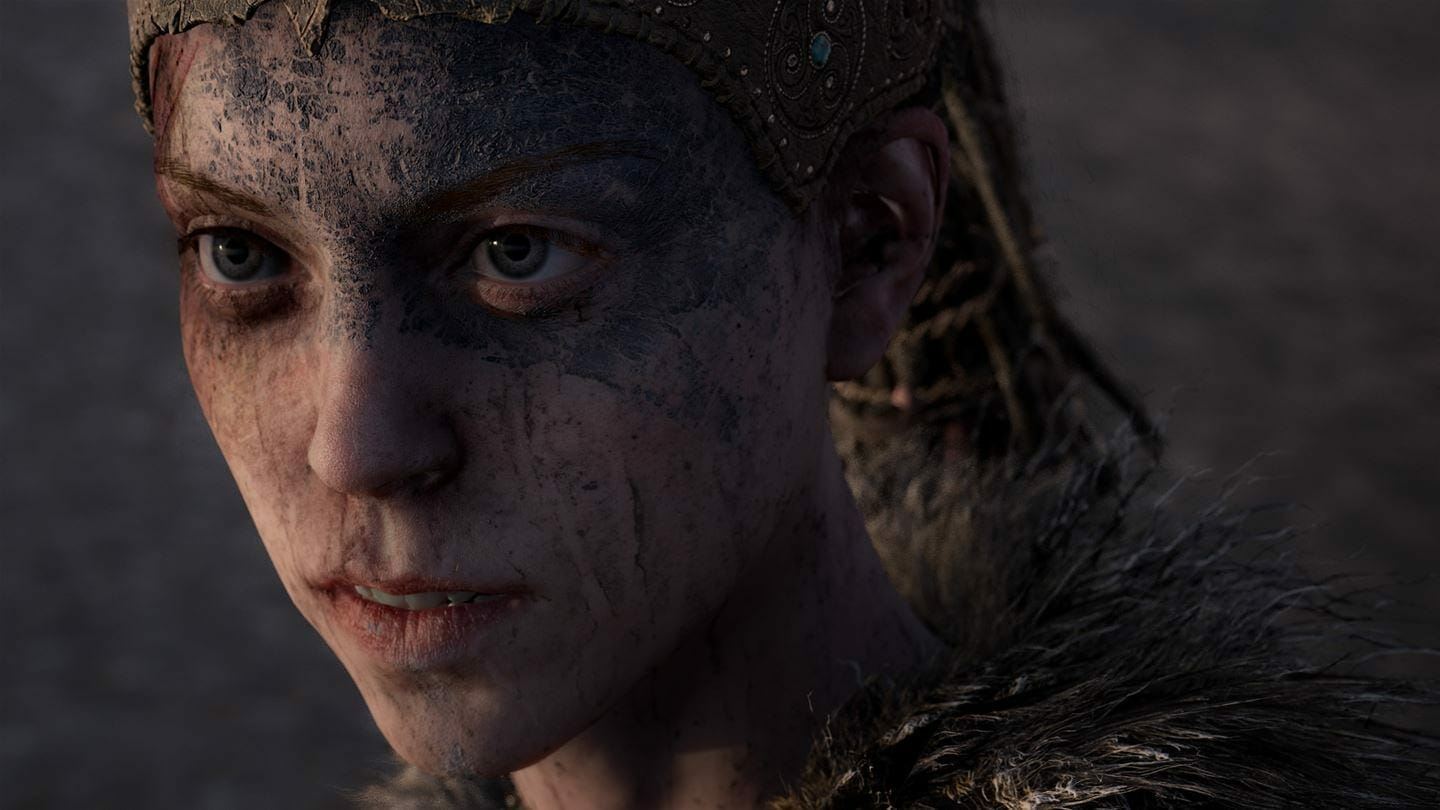 Hellblade: Senua's Sacrifice is coming to XB1 next month