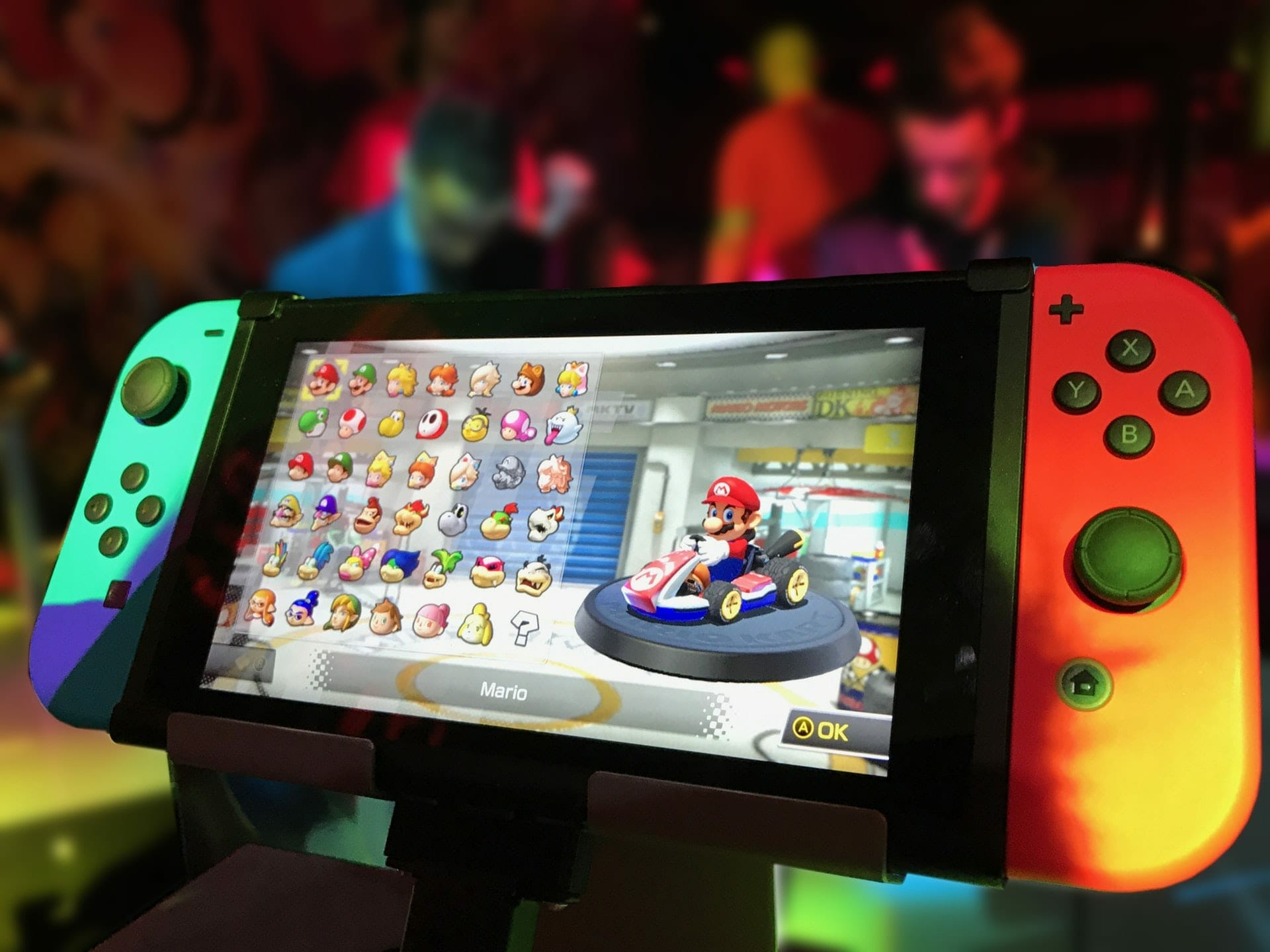 Nintendo Switch 5.0 firmware brings new profile icons and additional parental controls
