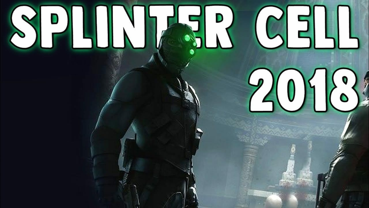 New Splinter Cell Game Spotted on Amazon Ahead of Announcement