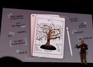 iPad 2018 Features