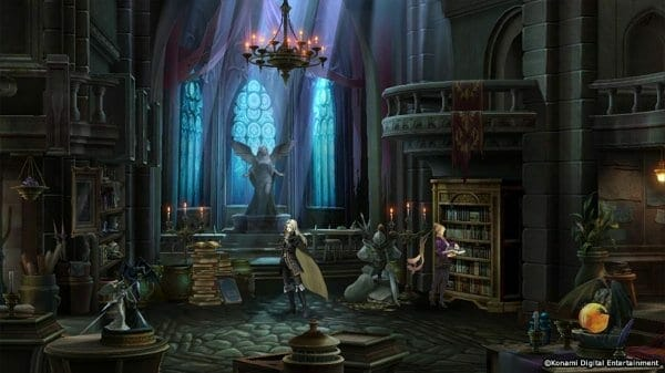 Castlevania: Grimoire of Souls Announced, Has 4-Player Co-Op