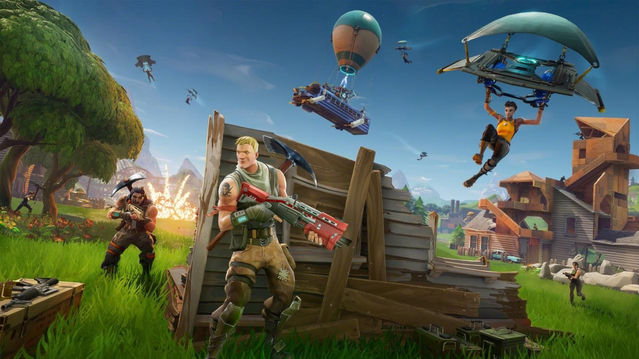 Shotgun switching and guided missiles get nerfed in Fortnite patch