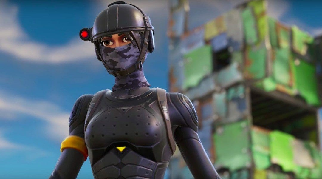 Cross Play Fortnite between PC and Xbox One