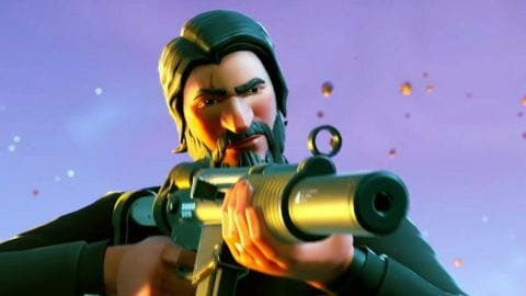 Cross Play Fortnite between PC and PS4