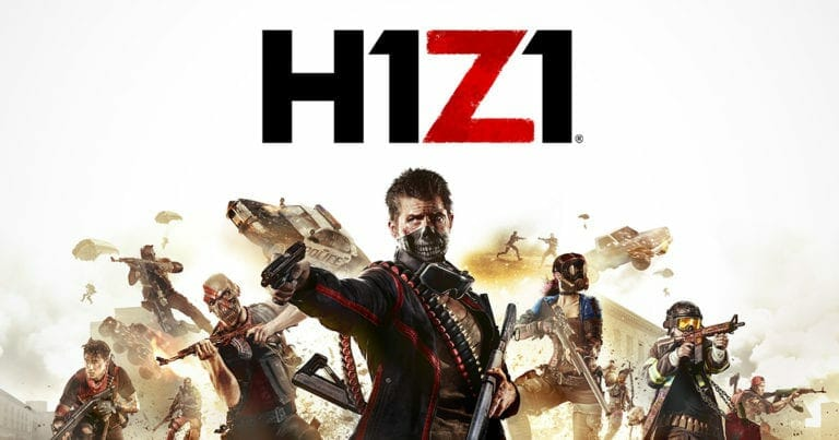 H1Z1 for PS4