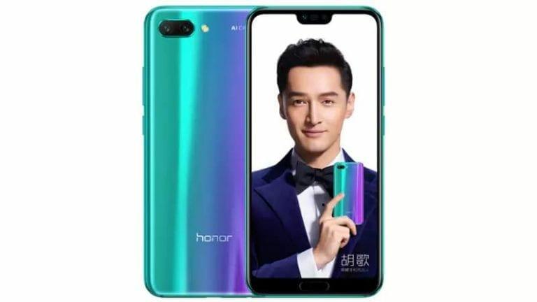 Huawei Honor 10 Stock Wallpapers