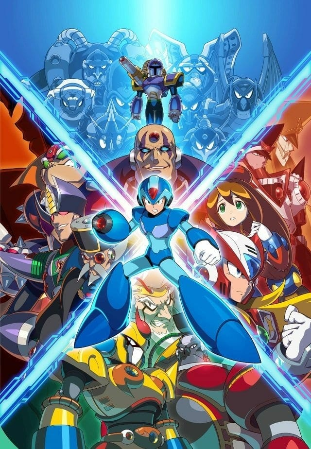 Mega Man X Legacy Collection 1 2 Release Date And Details
