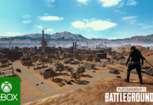 Miramar Map on Xbox One