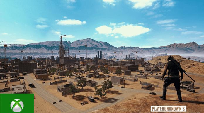 Miramar Map on Xbox One