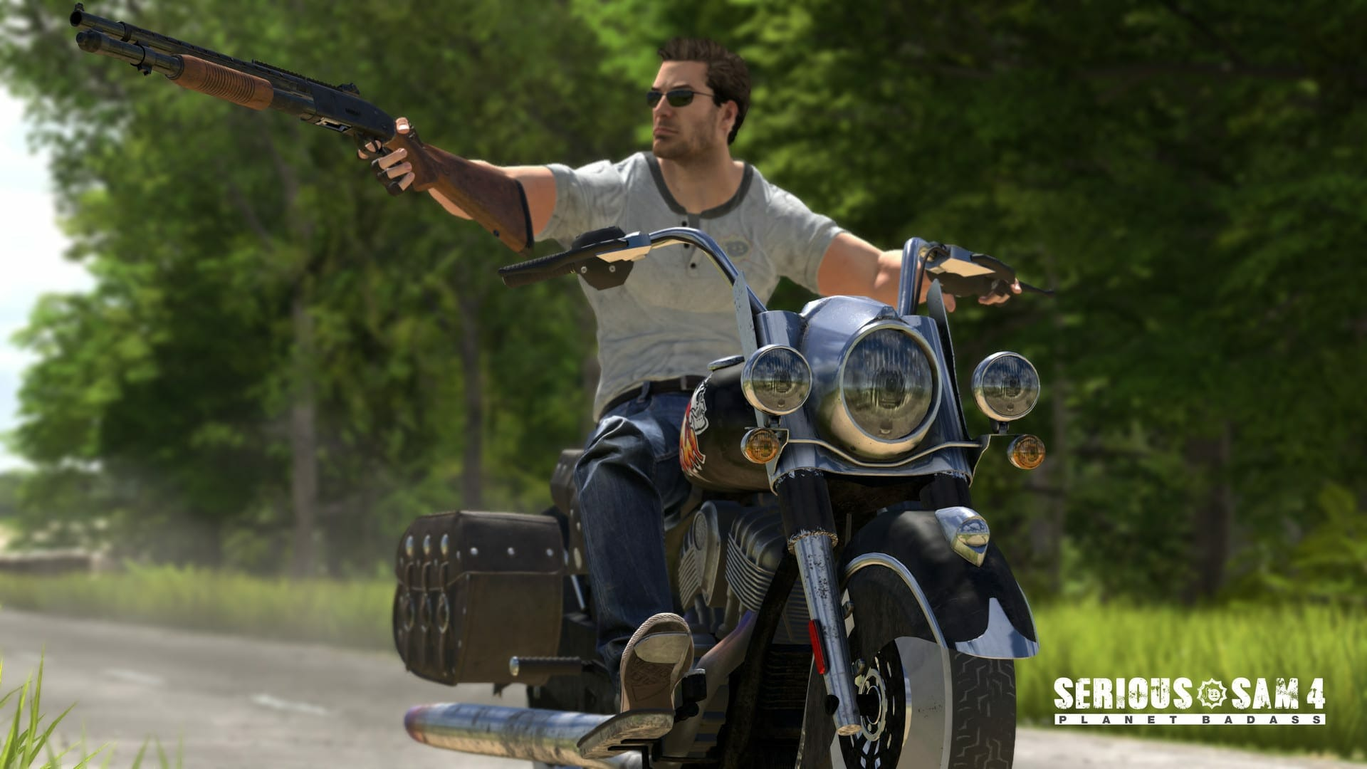 Serious Sam 4 Planet Badass announced by Croteam, Devolver