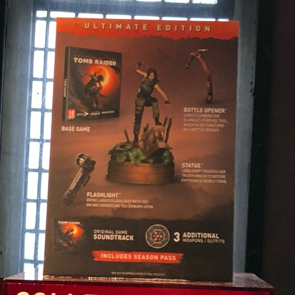 Shadow Of The Tomb Raider's Trailer And Screens Leak Out Early