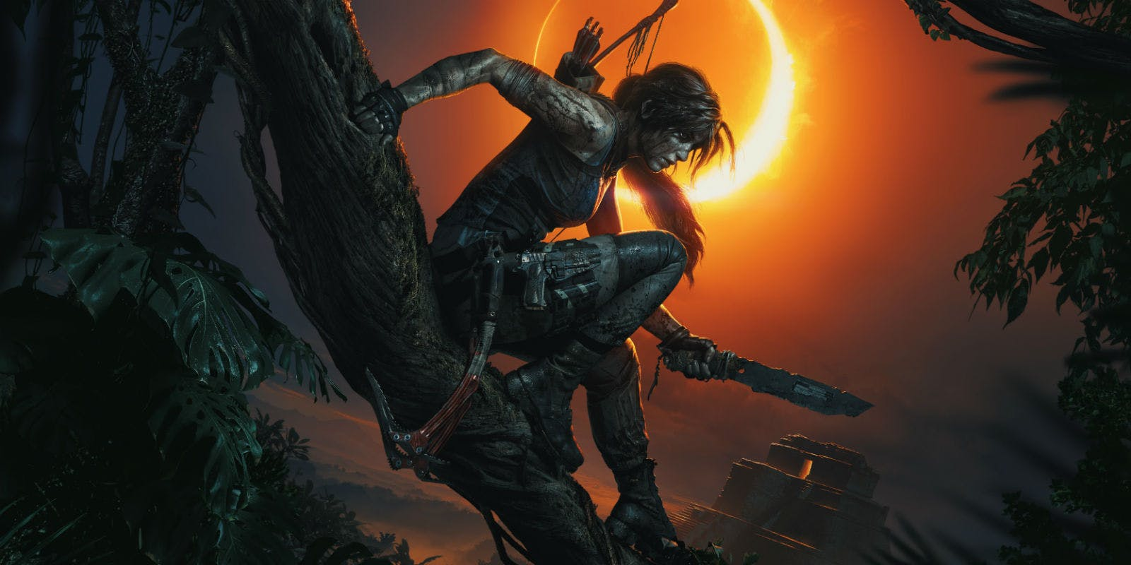 Amazon listing leaks Shadow of the Tomb Raider screenshots