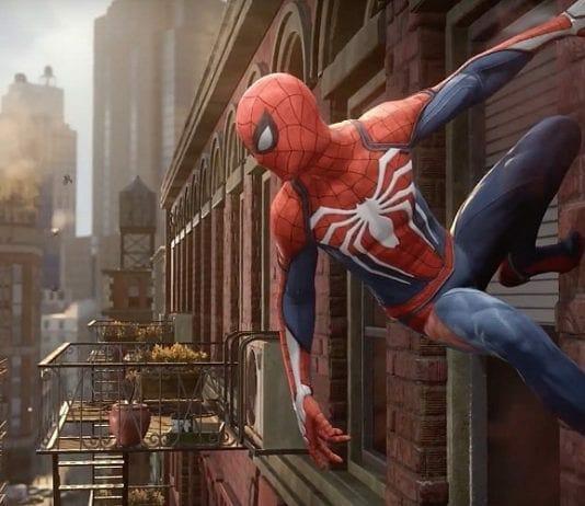 Ps4 Spider-Man Crossover