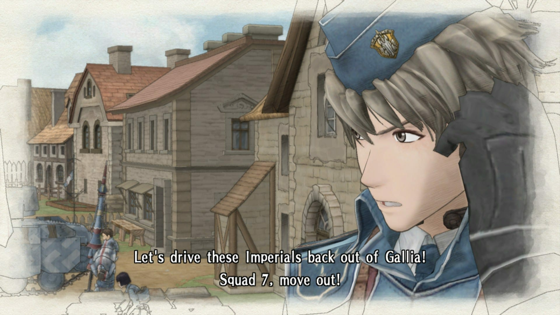 Valkyria Chronicles 1 for Nintendo Switch
