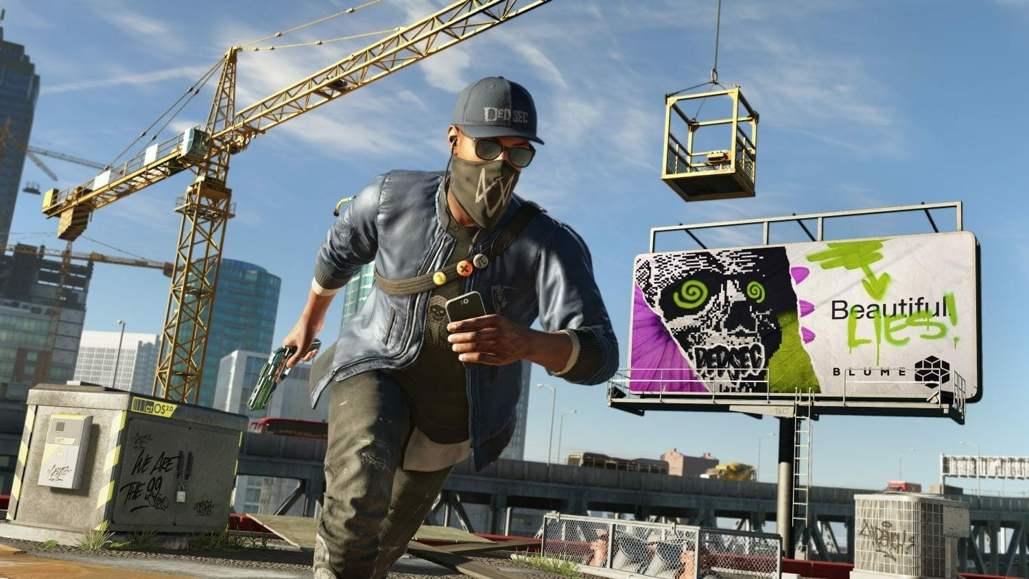 Ubisoft Hints Watch Dogs 3 is in Development