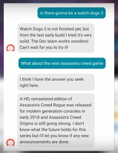 Ubisoft may be hinting that Watch Dogs 3 is on the way