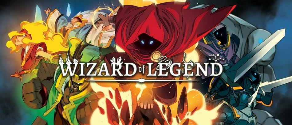 Wizard of Legend Expansion 'Sky Palace'