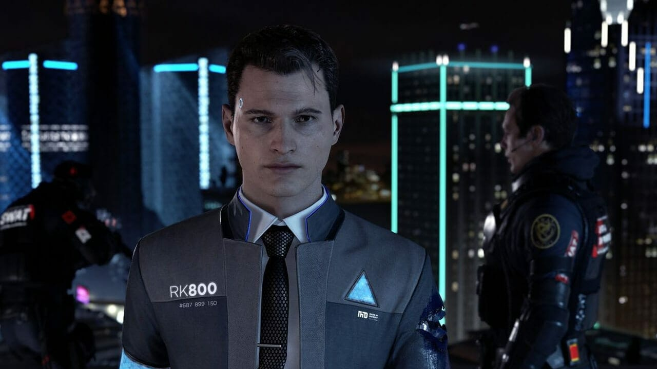 A Detroit Become Human Demo Just Hit The PlayStation Store