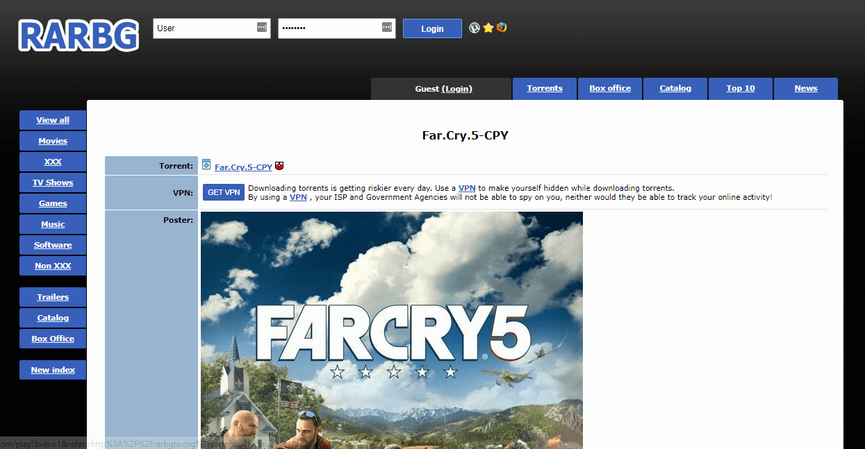 fc5 - Far Cry 5 Cracked by CPY; Available to Download on Torrents