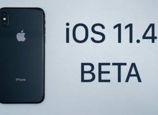Apple iOS 11.4 Beta