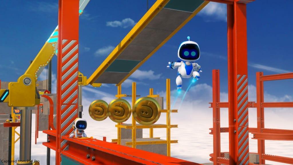 Astro Bot Rescue Mission for PSVR