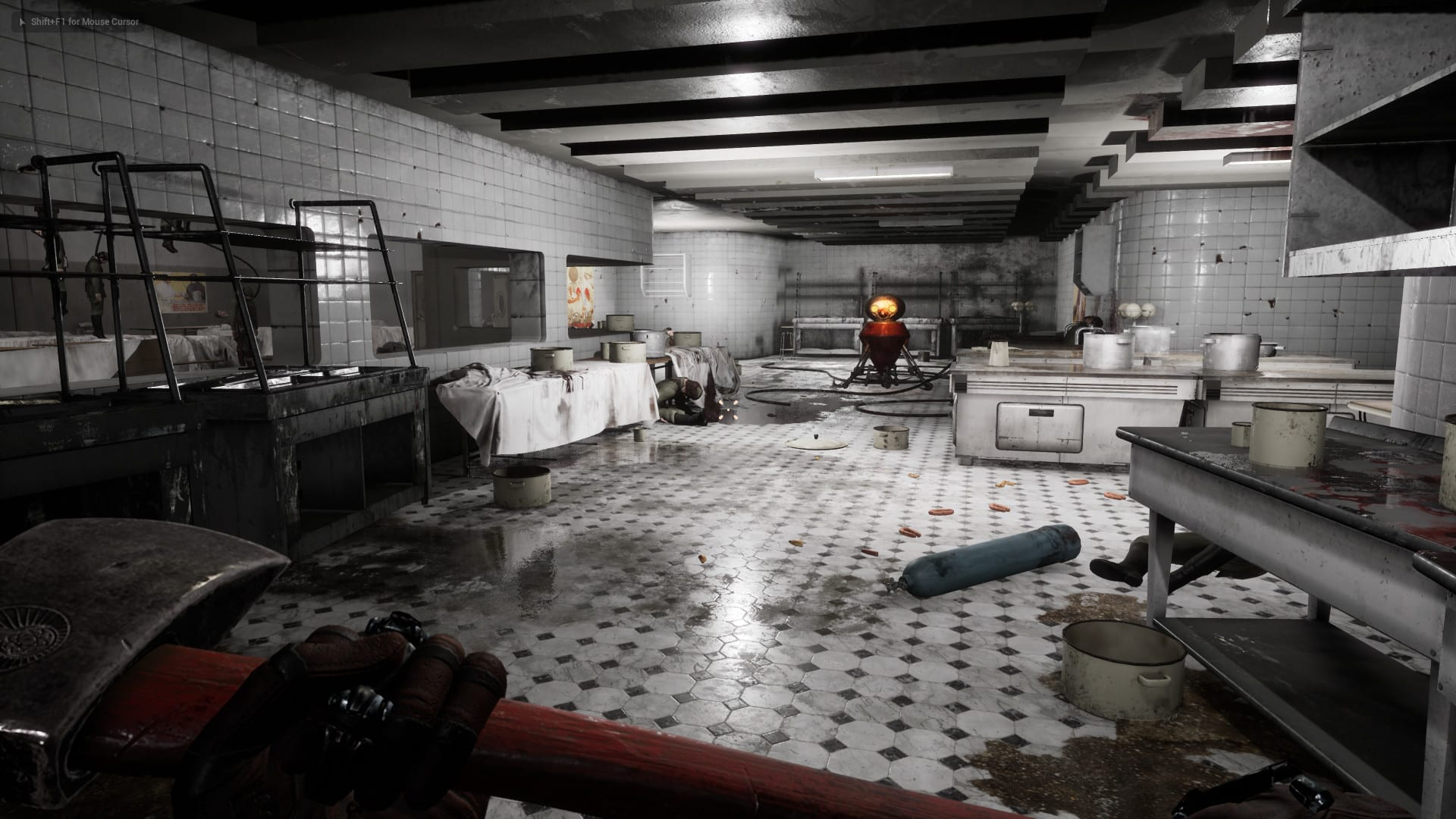 Atomic Heart - An upcoming gorgeous-looking first-person shooter