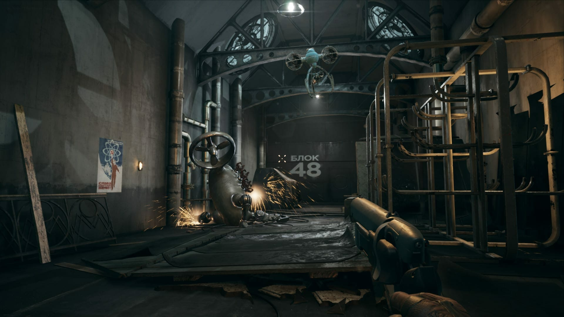 WATCH Stunning Trailer for New Russian Videogame Atomic Heart