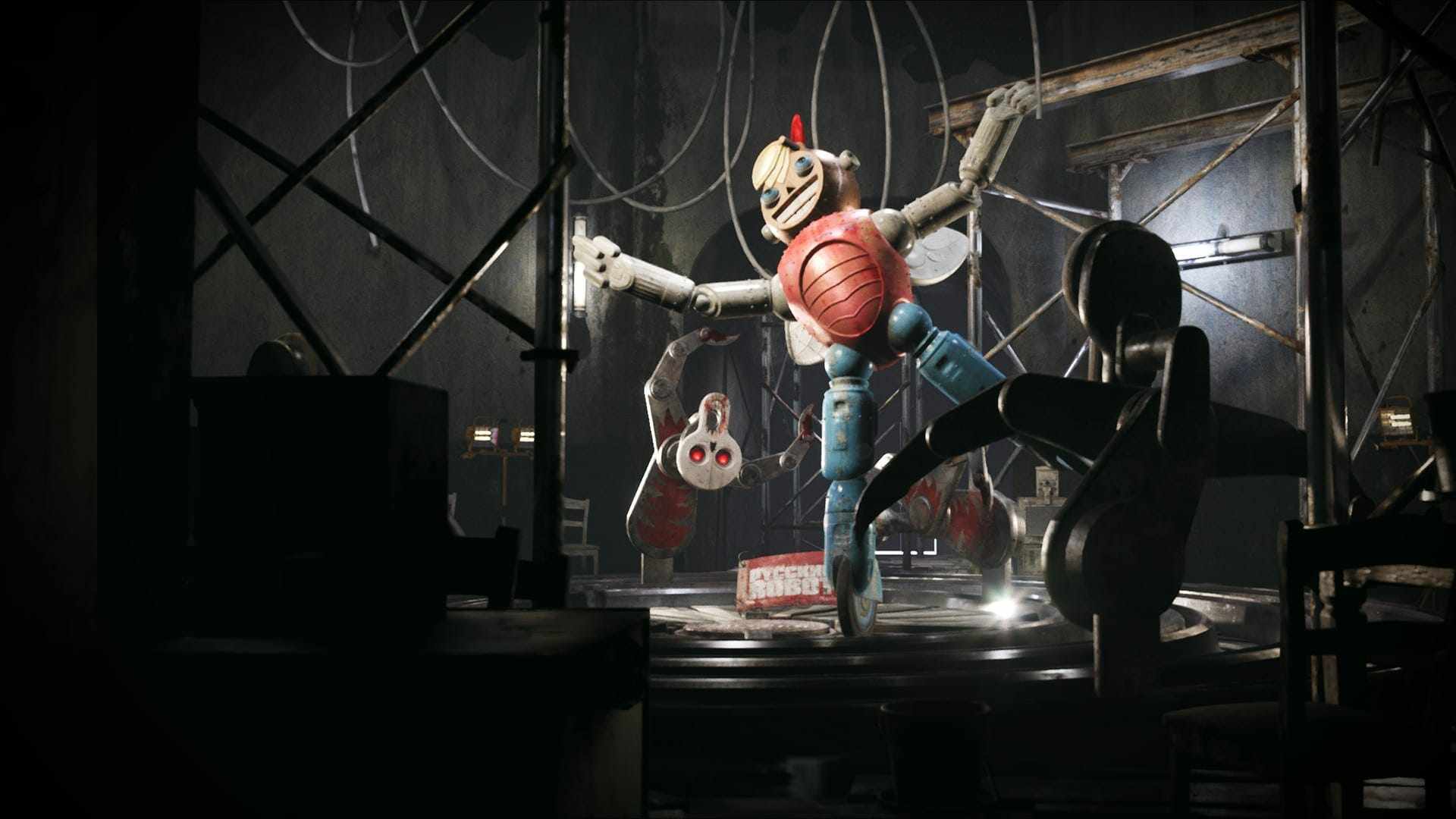 Atomic Heart looks absolutely mental in new trailer