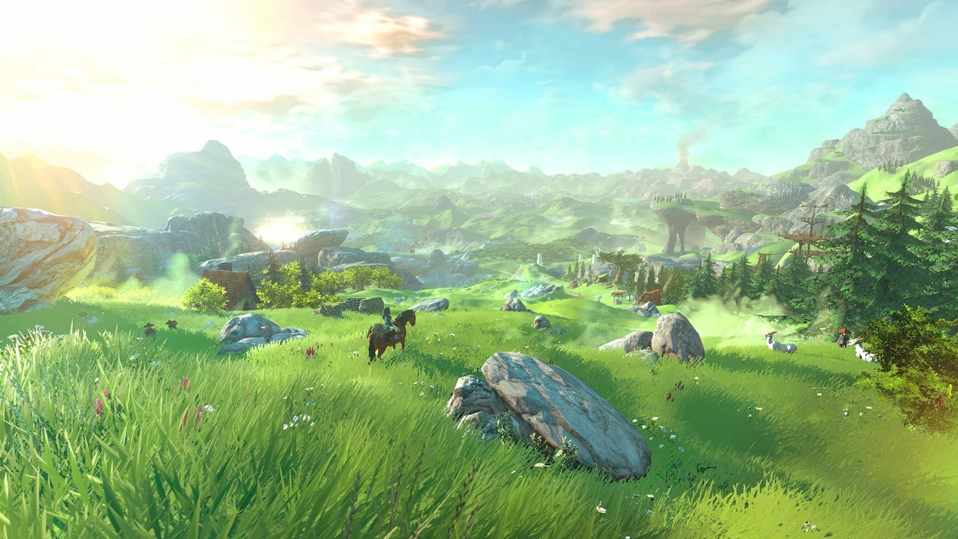 Best Performance Settings for The Legend of Zelda: Botw on